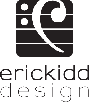 Eric Kidd Design Logo