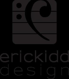 Eric Kidd Design Logo